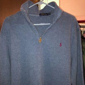 Polo Ralph Lauren Men's Collar Zip